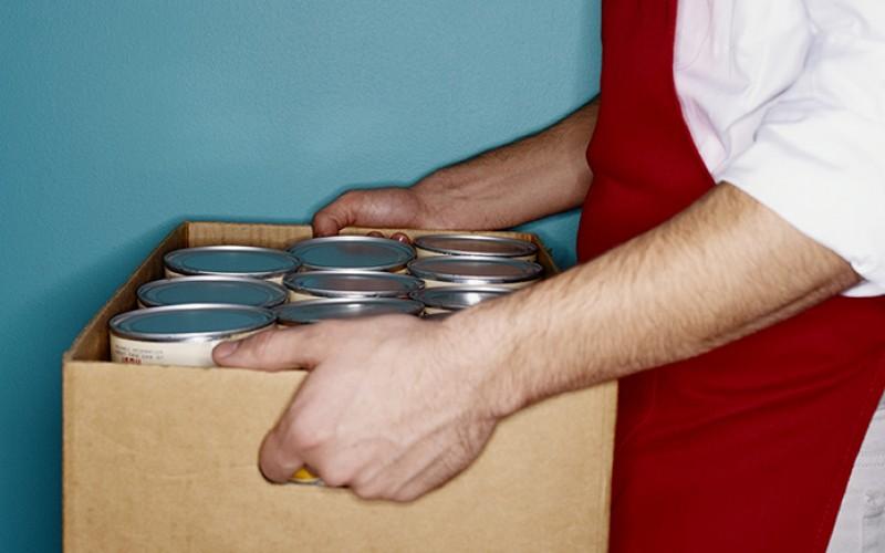 Más de medio centenar de familias se benefician de un reparto de alimentos gracias al Programa Social de la Fundación Satli
